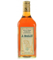 Bally old rum amber