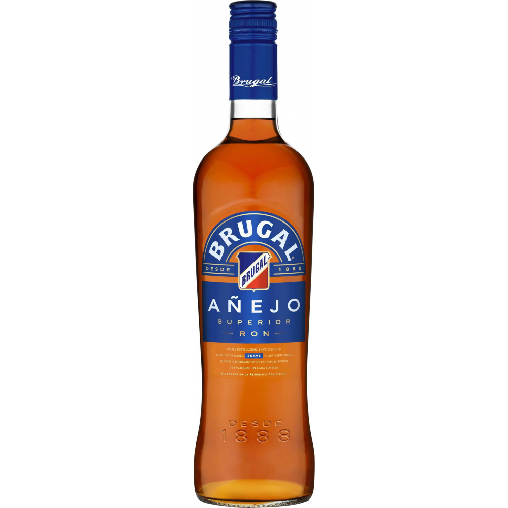 Brugal Anejo Superior Rum « The Rum Howler Blog