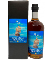 Rom de luxe - Selected Series No 2 - Dominican Republic 5 year old