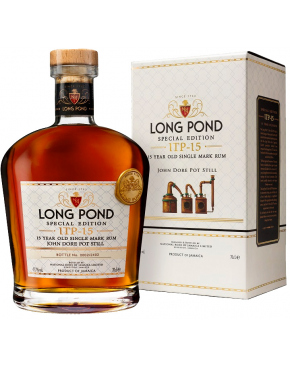 Long Pond - Special Edition 15 ans ITP-15