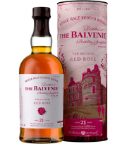 Balvenie - 21 years old The Second Red Rose
