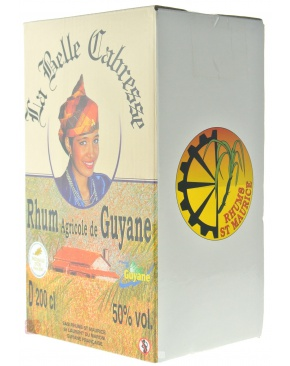 La Belle Cabresse Bag In Box 2Liters - 100% Full Proof