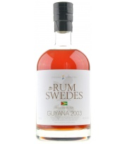 The Rum Swedes - Millésime 2003 Guyana