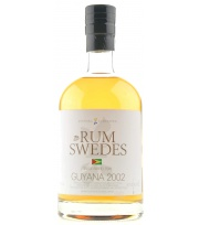 The Rum Swedes - Guyana Vintage 2002