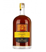 Rum Nation - Peruano 8 Years 450 cl rehoboam