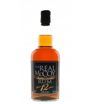 The Real McCoy Rum 12 ans