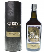 Kill Devil - Guyana 24 ans (Distillerie Enmore)