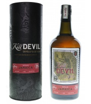Kill Devil - Jamaica 24 ans (Distillerie Hampden)
