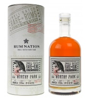 Rum Nation - Small Batch Rare Rums - Worthy Park 2006