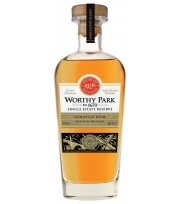 Worthy Park - Single Estate Reserve 70th Velier