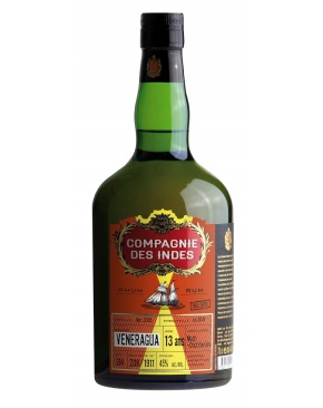La Compagnie des Indes - Veneragua 13 ans (Blend multi distilleries)