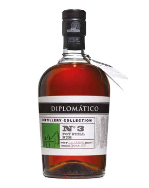 Diplomatico - Distillery Collection N°3 Pot Still