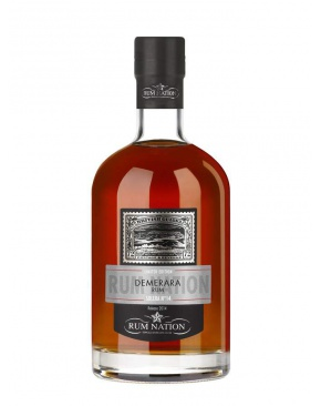 Rum Nation - Demerara N°14 Vintage  2018