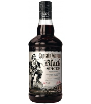 Captain Morgan - Black Spiced Premium Spirit Drink