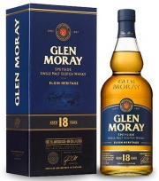 Glen Moray - 18 ans Single Malt Whisky
