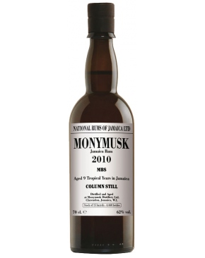 Monymusk - 9 ans 2010 MBS