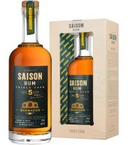 Saison Triple Cask Barbades 5 years old