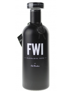 Old Brothers - FWI Barbados Rum