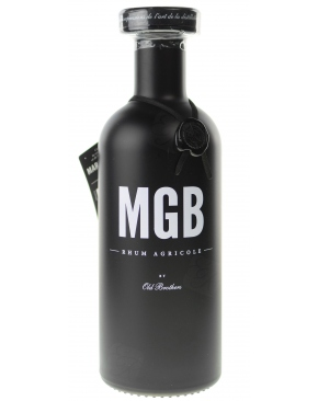 Old Brothers - MGB Single Cask 331