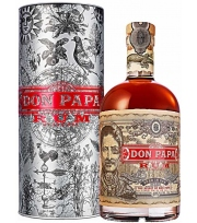 Don Papa Rhum 7 years old- Edition collector