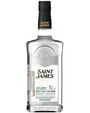 Saint James - Brut de colonne Pure Canne Biologique