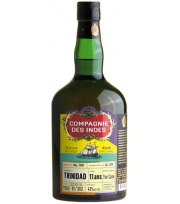 La Compagnie des Indes - Trinidad 11 years old (Distillery Ten Cane)