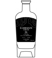 Nobilis Rum - Barbados WIRD 1986  - 34 years old