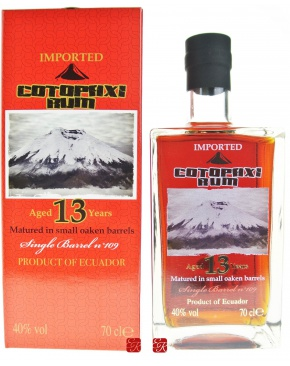 Cotopaxi 13 ans Single Barrel